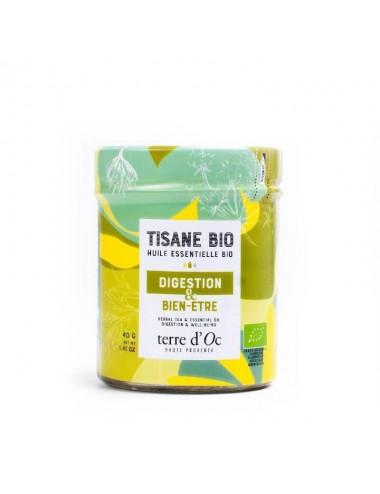 Ceai organic de plante cu...