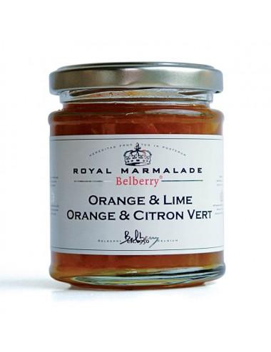 Marmelada de portocala si lime