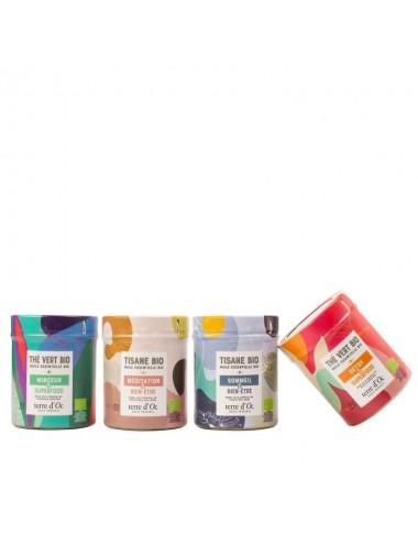 Ceai organic de plante - Detox