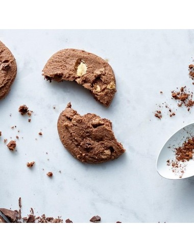 Biscuiti Triple Choc