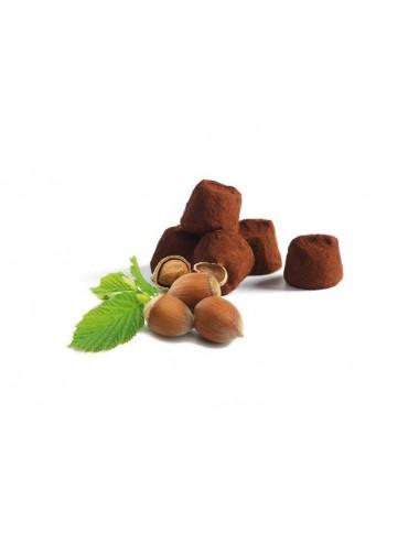 Trufe de ciocolata cu alune...