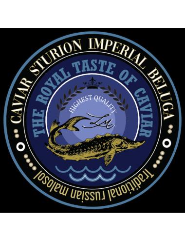 Caviar sturion imperial...
