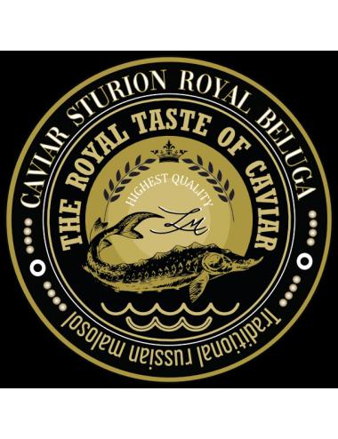 Caviar sturion roial...
